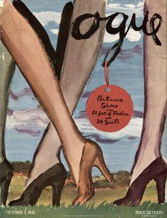 Vogue,October 1941