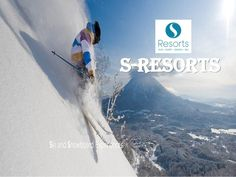 S Resorts-Amazing surf ski and snowboard experience
