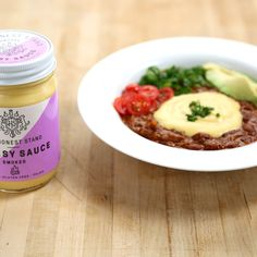 Smoked Cheesy Sauce - The Honest Stand - The Honest Stand is a gourmet plant-based company from Denver, CO founded in May of 2014. We focus on using 100% all natural, non-gmo and certified organic ingredients to create Vegan, Gluten Free and Paleo foods to suit both your lifestyle and palate. #paleo #certifiedpaleo