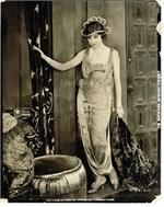 FORBIDDEN FRUIT Agnes Ayres Silent Movie Photograph (Paramount 1922) Cecil B. DeMille