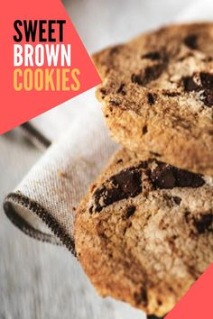 Fast Sweet Brown #Cookies made with dark brown sugar and butter are soft, chewy, and Excellent. Spin on the traditional cookie ready in under 30 minutes! Fast #Sweet Brown Cookies – I think you must try this recipe. Let us know if you loved this recipe. Try the different recipe categories, as healthy! Ingredients Directions Recipe By : Ainin, Photo Credit : RawPixel.COM The post Fast Sweet Brown Cookies appeared first on Taste. Recipe Categories, Food Categories, Potato Pie, Sweet Potato, Easy Soup Recipes, Cookies Ingredients, No Carb Diets, Different Recipes, Cooker Recipes