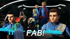 A fangirl of far too many fandoms. Thunderbirds Are Go, Puppets, Science Fiction, Fandoms, Fictional Characters, Black, Sci Fi, Black People, Fantasy Characters