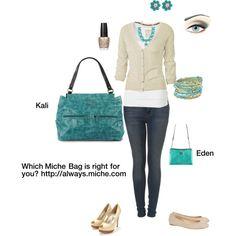 Kali Miche Prima bag...available @ angel.miche.com