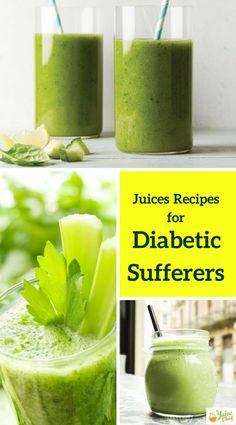 The 10 best recipes for Diabetics Sufferers Get the recipes today via TheJuiceChief.com