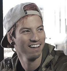 Josh Dun Cute | twenty one pilots, tyler joseph, 21p, josh dun