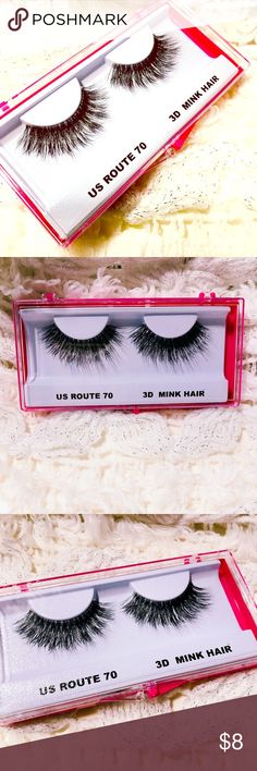 72ef23e89c3 3D mink lashes 3D mink lashes Style US route 70 Makeup False Eyelashes 3d  Mink Lashes