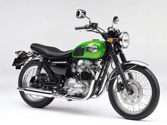 Kawasaki W 400 This is one of the bikes I'd like