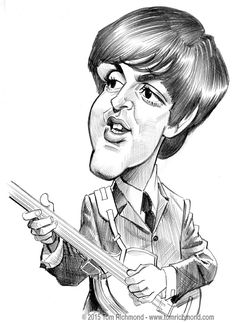 Classic Rock Sketches #2- Paul McCartney!