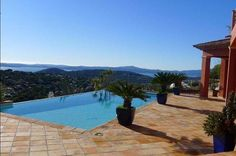 Fantastic villa with granny annex #St_Maxime  In a dominant and peaceful location, beautiful neo-Provençal villa with infinity pool and large terraces.   Panoramic view over the Gulf of Saint-Tropez and the golf courses of Sainte-Maxime.   Basement, separate apartment, large garage ... https://aiximmo.ch/?p=216655  #frenchriviera #cotedazur #mallorca #marbella #sainttropez #sttropez #nice #cannes #antibes #montecarlo #estate #luxe #provence #immobilier #luxury #france #