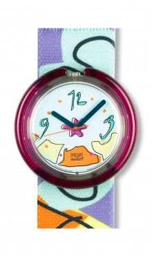 Swatch® US - BOUQUET - PWK159 Pop Swatch!!!  Gotta have it!!!  I thought they quit making these.  Yay!
