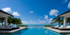 Sun Salutations Villa - Pool view