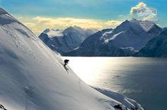 Lyngen Alps Norway | NEW for 2011...Ski Touring in the Lyngen Alps, Arctic Norway