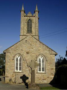 Ferns Church, County Wexford, Ireland. Conway ancestor from Ferns