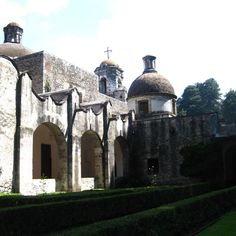 Escape from the noise and chaos in #MexicoCity and go to 'Desierto de los Leones' using #Wipapps www.wipapps.com