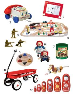 Classic Toys That Never Go Out of Style Apartment Therapy Gift Guide 2012