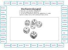 werkwoordspelling spel
