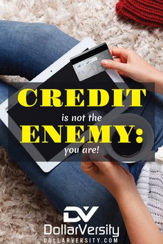 Are you in credit card debt? Do you think that credit card companies are evil?…