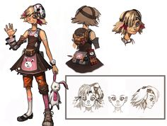 Borderlands 2 - Tiny Tina. I really wanna cosplay her..so cute!