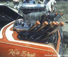 Vintage Drag Racing - Wheelstanders