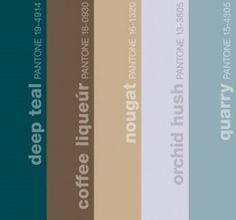 Office color pallete
