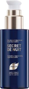 Overnight hair care! Review of Phyto Secret De Nuit conditioner treatment on Beauty Chaos