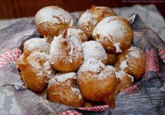 Mama i Pomocnicy: Pączusie Włoskie - Frittelle di Carnevale