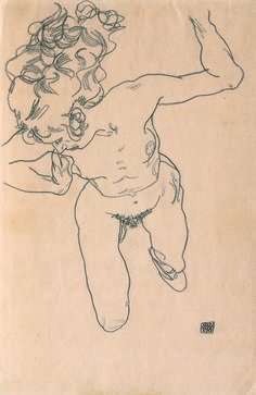 In this exhibition, in which Tracey Emin juxtaposes her works with those of her teenage idol Egon Schiele, she explores love, loneliness and vulnerability Figure Sketching, Figure Drawing, Gustav Klimt, Figure Painting, Painting & Drawing, Human Anatomy Drawing, Gravure, Pablo Picasso, Life Drawing
