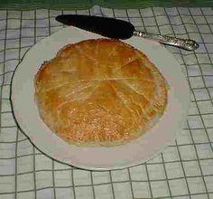 Kings almond tart re