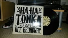 "Ha Ha Tonka - Live in St. Louis (10"" vinyl) / awesome live  recording of an excellent band."