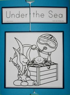 Under the Sea preschool lapbook has been added to 1 - 2 - 3 Learn Curriculum. An on-line preschool curriculum for $30. a year for in home child care providers and $55. a year for centers. Developed by a child care provider of 30 years. Please click on picture to learn more on how to become a member and to check out free downloads. :)