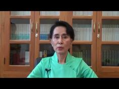 Aung San Suu Kyi: the future lies in education | British Council