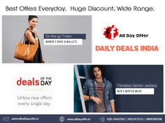 All Day Offer: Biggest Deals, Discounts & Coupons Online Shopping...
