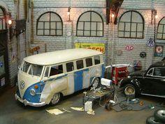 MODEL CARS DIORAMA HEAVEN — Speedhunters