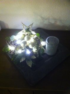 Kerst bord