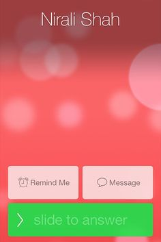 "Ever wanted to decline a call and been driven to madness by the seemingly arbitrary lack of such an option? | This Is Why Your iPhone Can ""Accept"" Or ""Decline"" Some Calls, But Only ""Slide To Answer"" Others"