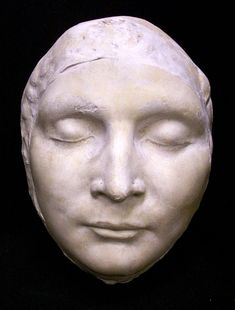 Luise, Queen, consort of Frederick William III, King of Prussia, 1776-1810  death mask, from the original in the Hihenzollern Museum, Berlin. See Hutton, PORTRAITS..., p. 50; Moore, TALKS..., pp. 170-1. [Box 32]