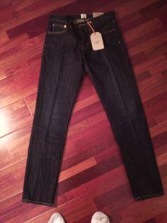 #ebay #jeans #LandsEnd #auction #sale - This listing ends next Saturday. (8:18pm U.S. central time) - ebay.com/itm/Lands-End-mens-canvas-blue-jeans-30-waist-x-32-length/263391472811?hash=item3d535aecab:g:R4EAAOSwsYpaNdLe