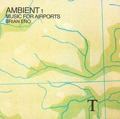Brian Eno : Ambient 1 – Music For Airports (LP, Vinyl record album) - A landmark moment – both for Brian Eno, and for experimental music in general! Although Eno b -- Dusty Groove is Chicago's Online Record Store Music Album Covers, Music Albums, Deeps, Experimental Music, Best Albums, Greatest Albums, Top Albums, Album Releases, Best Songs