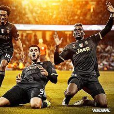 #Juventus  #ChampionsLeague #Pogba #Morata #Cuadrado #Visubal