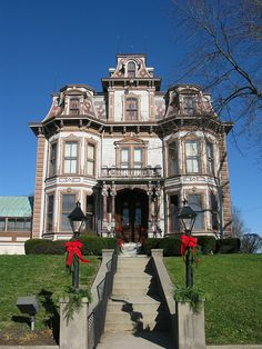Gaar Mansion, Richmond, Indiana