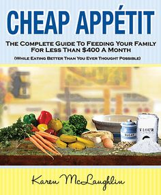 Abundance on a Dime: cheap appétit, really good book, great gift for a young adult who is leaving home, i like it too!