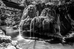 Bigar Waterfall, Romania in black and white by Mihai Ologeanu on 500px