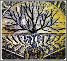 Yggdrasil the Tree of Life - greffult