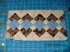 Dori blog: Seminole patchwork