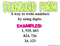 Numbers in Word Form   Being a Teacher   Pinterest   Charts ...