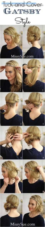 Comment Adopter Le Style Boheme Chic Boho Hair Style And - Diy chignon boheme