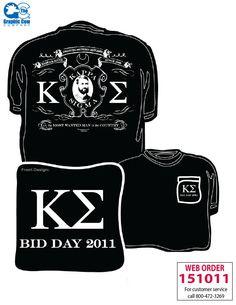 Kappa Sigma Bid Day