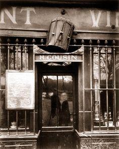 Au tambour - Eugène Atget - Wikipedia, the free encyclopedia
