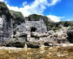 Gushikawa & Cape Kyan (2 sites close together)