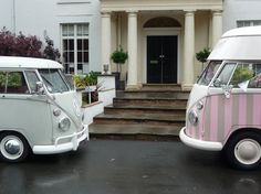 Whats better than one VW camper but two :O)
